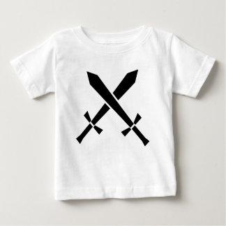T-shirt Pour Bébé épées