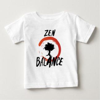 T-shirt Pour Bébé Équilibre de zen