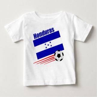 T-shirt Pour Bébé Équipe de football hondurienne