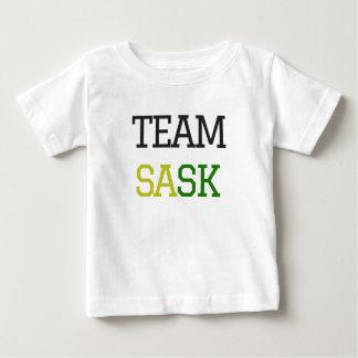 T-shirt Pour Bébé Équipe Sask