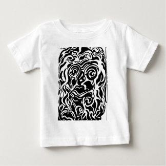 T-shirt Pour Bébé Espace libre