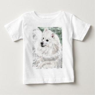 T-shirt Pour Bébé Esquimau américain