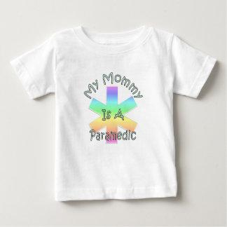 T-shirt Pour Bébé Et ma maman est un infirmier