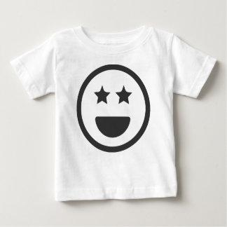 T-shirt Pour Bébé Étoilé observé