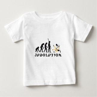 T-shirt Pour Bébé évolution judo