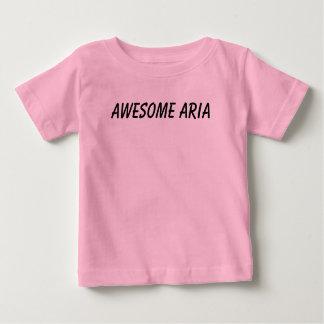 T-shirt Pour Bébé Exagération d'équipe (bébé/todler impressionnants
