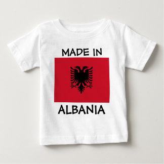 T-shirt Pour Bébé Fabriqué en Albanie