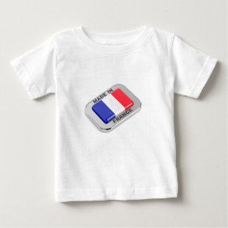 T-shirt Pour Bébé Fabriqué en France