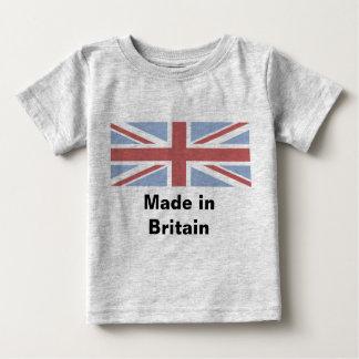 T-shirt Pour Bébé Fabriqué en Grande-Bretagne - gilet de bébé