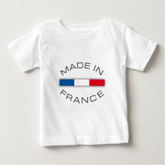 T-shirt Pour Bébé faire-dans-France-logo