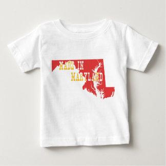 T-shirt Pour Bébé Fait dans le Maryland