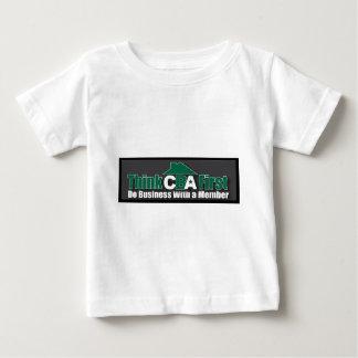 T-shirt Pour Bébé Faites les affaires avec un membre