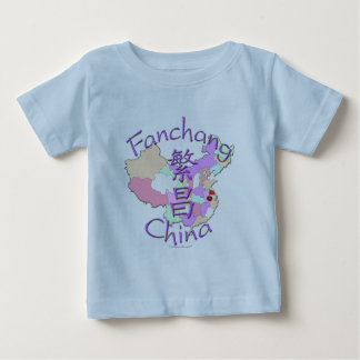 T-shirt Pour Bébé Fanchang Chine