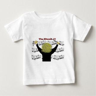 T-shirt Pour Bébé Félicitations de chef d'orchestre d'orchestre