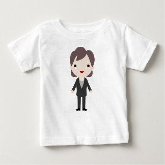 T-shirt Pour Bébé Femme d'affaires