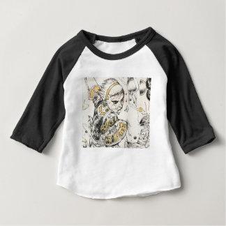 T-shirt Pour Bébé Figure jouet