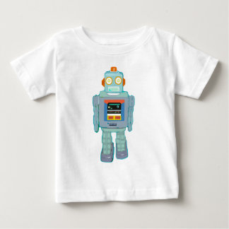 T-shirt Pour Bébé Filia le robot