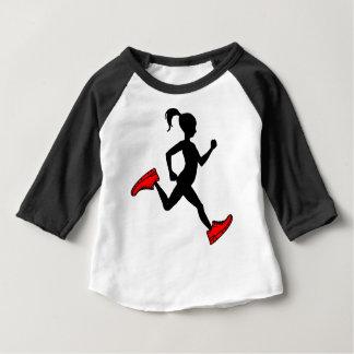 T-shirt Pour Bébé fille courante