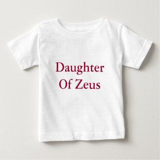 T-shirt Pour Bébé Fille de Zeus