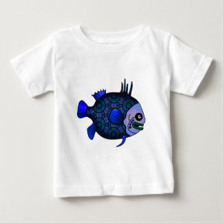 T-SHIRT POUR BÉBÉ FISH2A