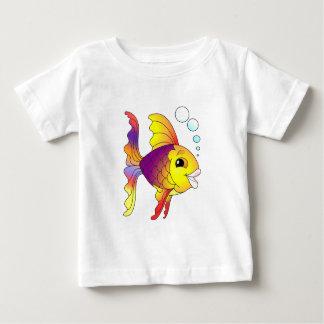 T-SHIRT POUR BÉBÉ FISH6