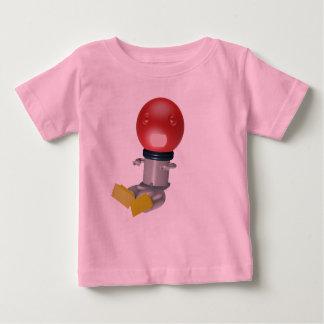 T-shirt Pour Bébé FIZ, le robot
