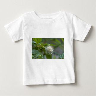 T-shirt Pour Bébé Fleur sauvage blanc de Buttonbush