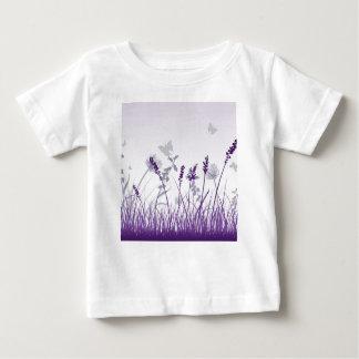 T-shirt Pour Bébé Floral, art, conception, beau, nouvelle, mode