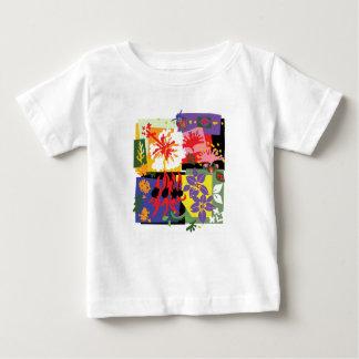 T-shirt Pour Bébé Floral - t'shirts de bébé