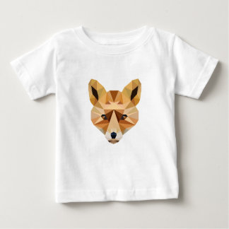 T-shirt Pour Bébé Fox de polygone