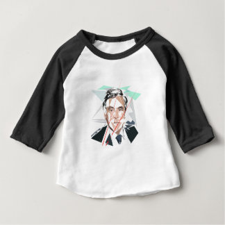 T-shirt Pour Bébé Francois Fillon avant pénéloppe gate