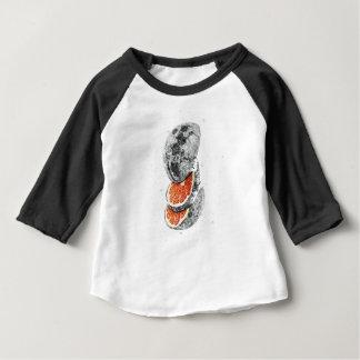T-shirt Pour Bébé Fruit lunaire