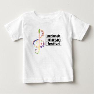 T-shirt Pour Bébé Futur acheteur de billet