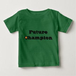 T-shirt Pour Bébé Futur champion
