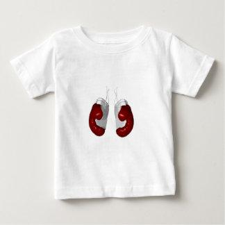 T-shirt Pour Bébé Gants de boxe