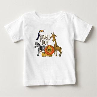T-shirt Pour Bébé Garçon de jungle