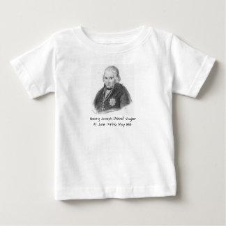 T-shirt Pour Bébé George Joseph (Abbe) Vogler