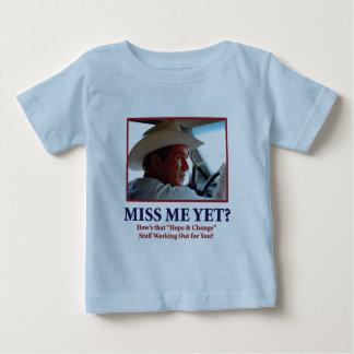 T-shirt Pour Bébé George W. Bush