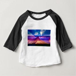 T-shirt Pour Bébé Glitched