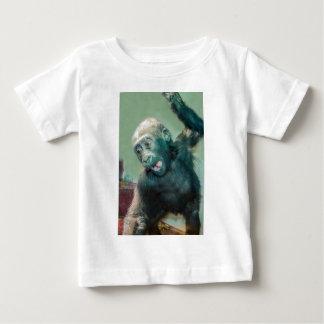 T-shirt Pour Bébé Gorille de bébé