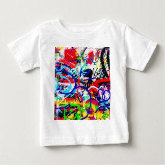 T-shirt Pour Bébé Graffiti fou graveleux