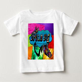 T-shirt Pour Bébé Grand collage inspiré rêveur