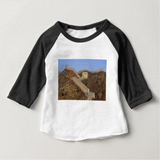 T-shirt Pour Bébé Grande Muraille de la Chine