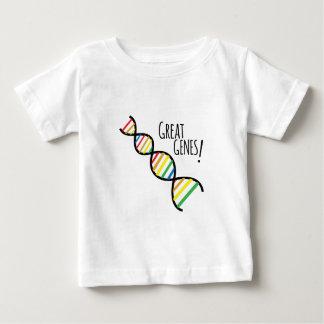 T-shirt Pour Bébé Grands gènes