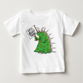 T-shirt Pour Bébé Greep pour des bébés !