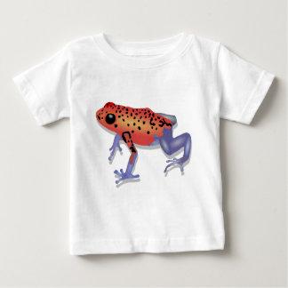 T-shirt Pour Bébé Grenouille de dard de poison
