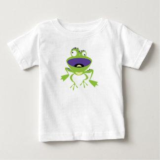 T-shirt Pour Bébé Grenouille drôle