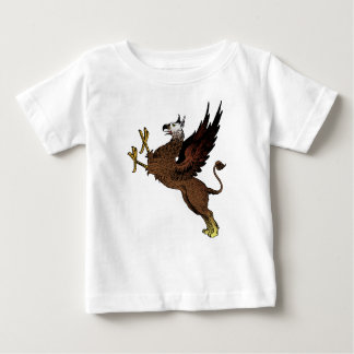 T-shirt Pour Bébé Griffon