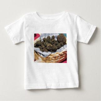 T-shirt Pour Bébé Groupe de truffes noires chères italiennes