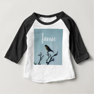 T-shirt Pour Bébé Habillement de bébé customisé par crécerelle